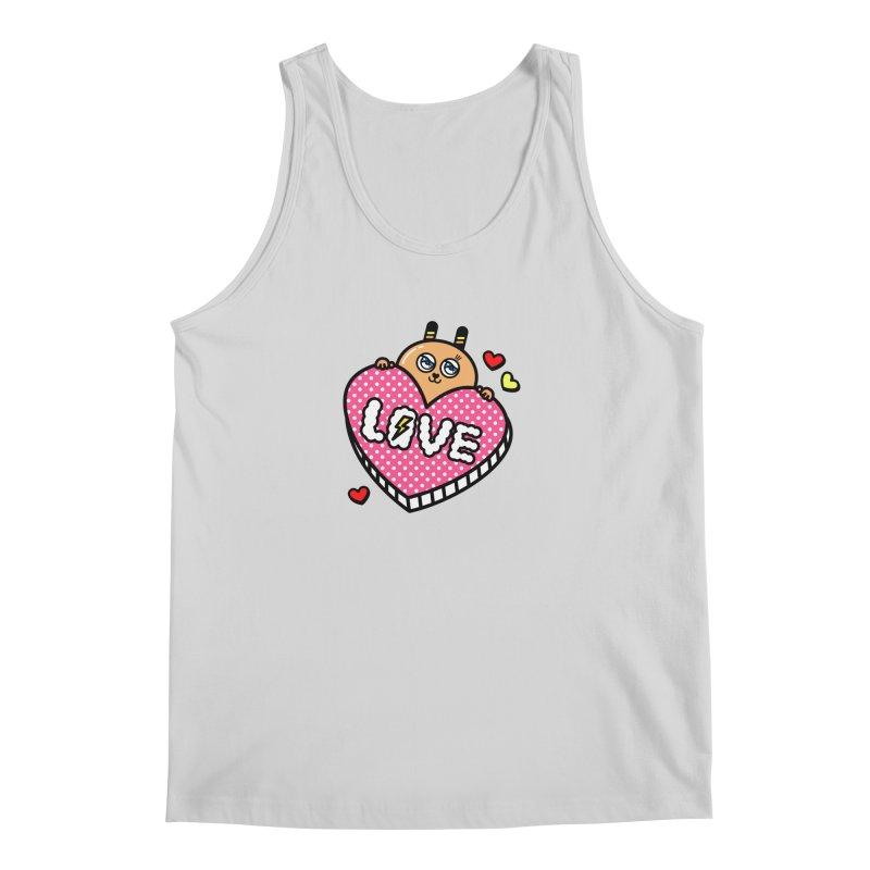 Love is so sweet Men's Regular Tank by beatbeatwing's Artist Shop