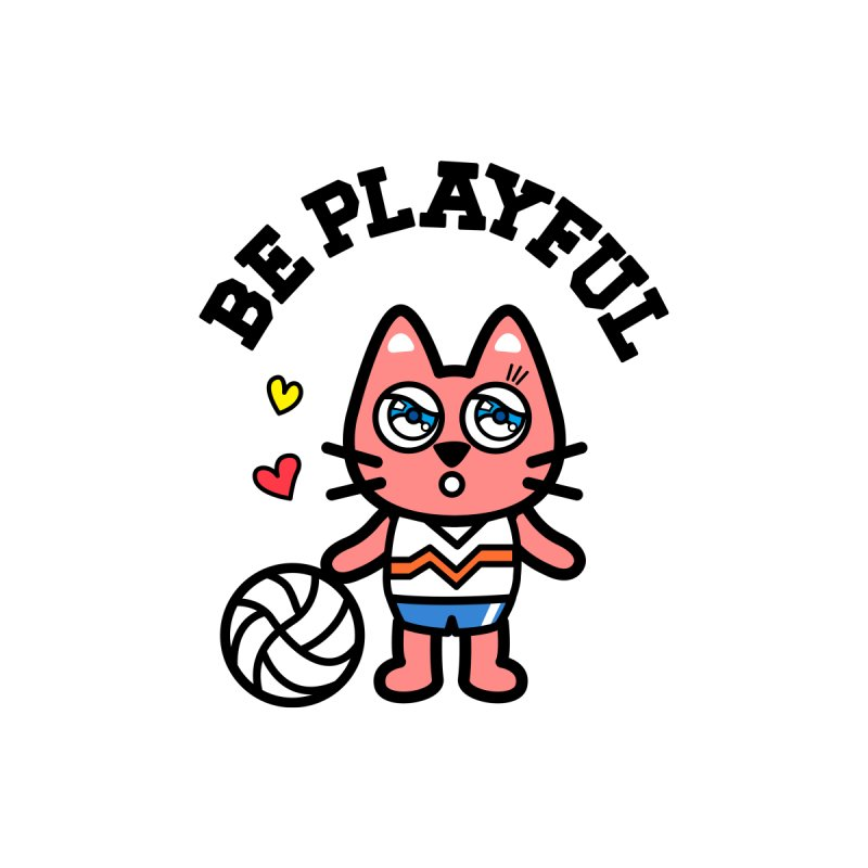 i am volleyball player None  by beatbeatwing's Artist Shop