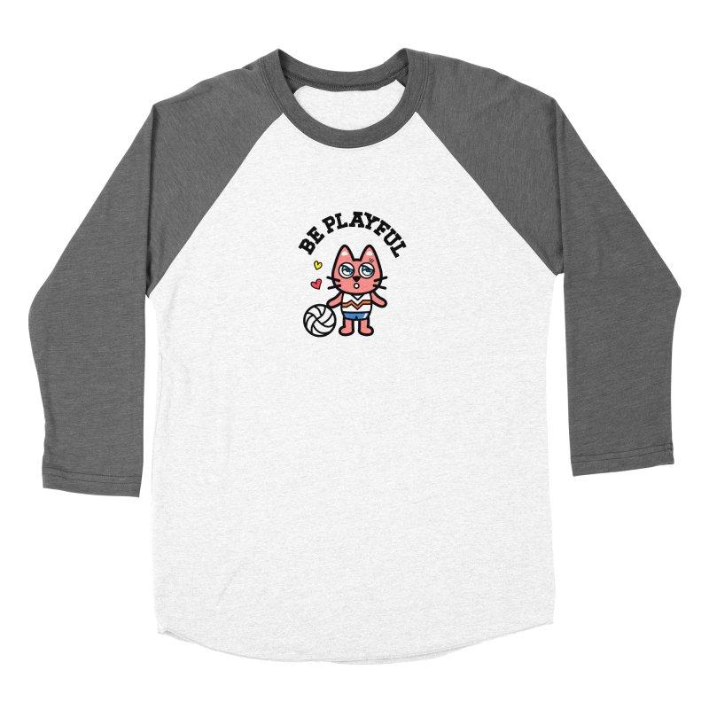 i am volleyball player Women's Longsleeve T-Shirt by beatbeatwing's Artist Shop