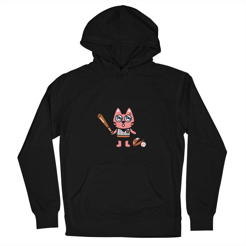 i am baseball player Women's Pullover Hoody by beatbeatwing's Artist Shop
