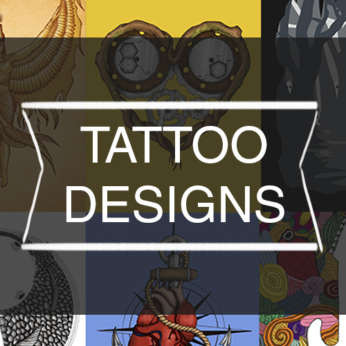 Tattoo designs for men and women