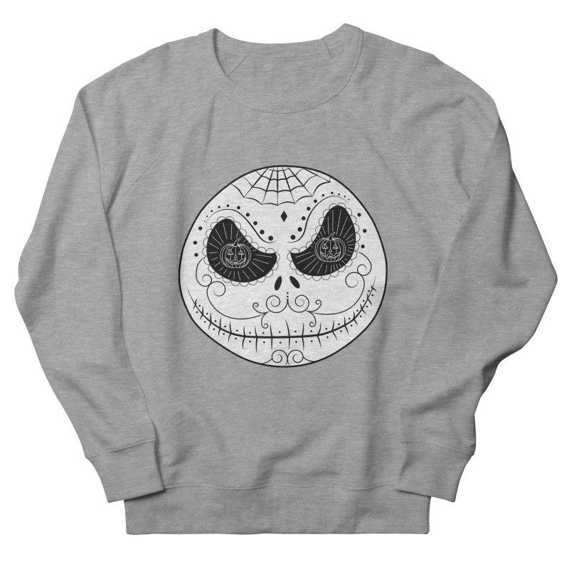 Jack Skellington's Skull Sugar (Nightmare Before Christmas - Vector Mexican Skull) Women's Sweatshirt by Beatrizxe