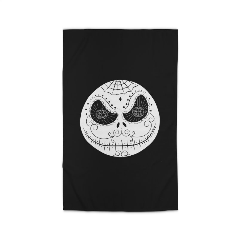 Jack Skellington's Skull Sugar (Nightmare Before Christmas - Vector Mexican Skull)   by Beatrizxe