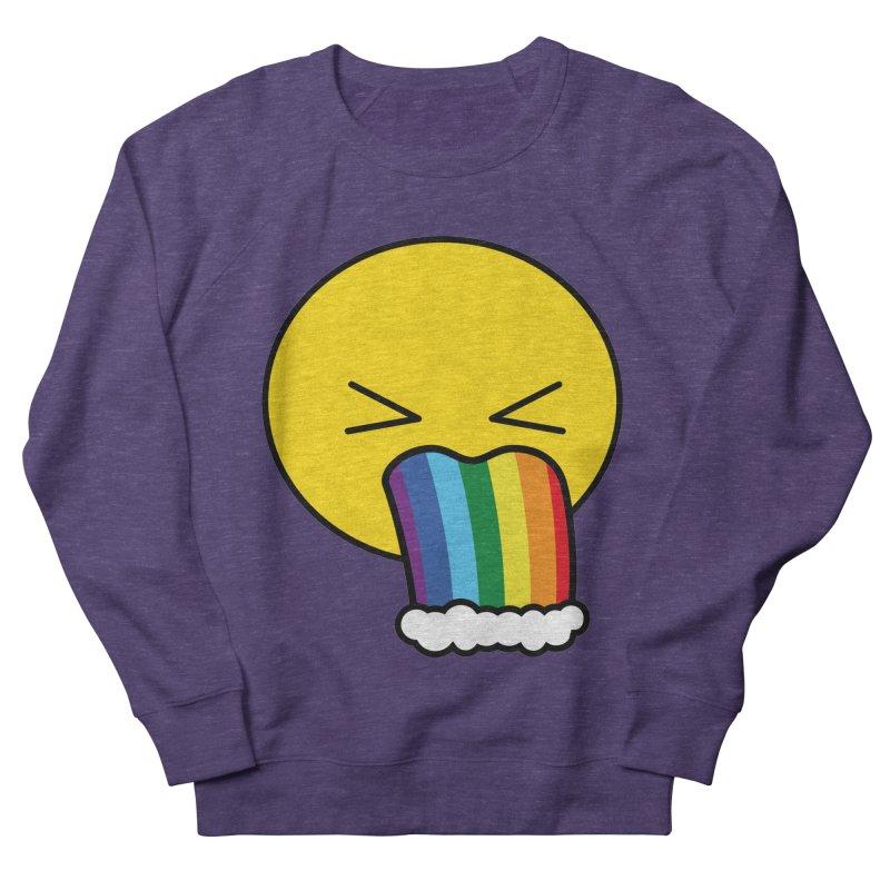 Puke Rainbow - Emoji Women's Sweatshirt by Beatrizxe