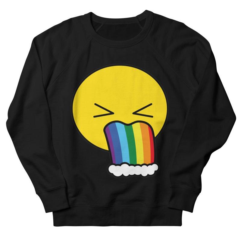 Puke Rainbow - Emoji Men's Sweatshirt by Beatrizxe