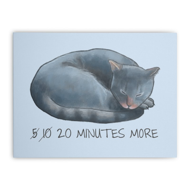 Sleepy Cat - 20 minutes more - Lazy Animals   by Beatrizxe