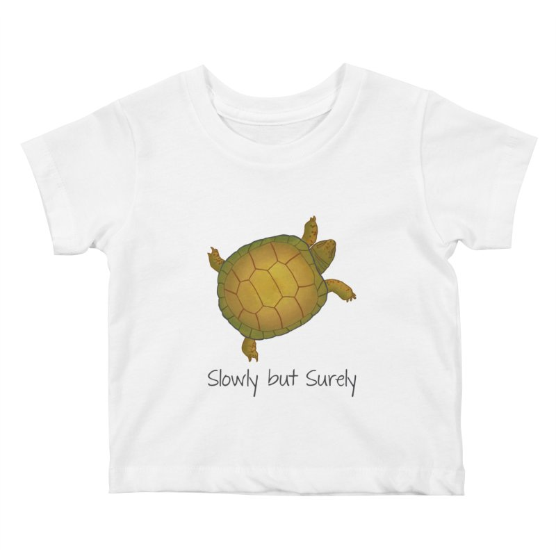 Turtle - Slowly but Surely - Lazy Animals   by Beatrizxe
