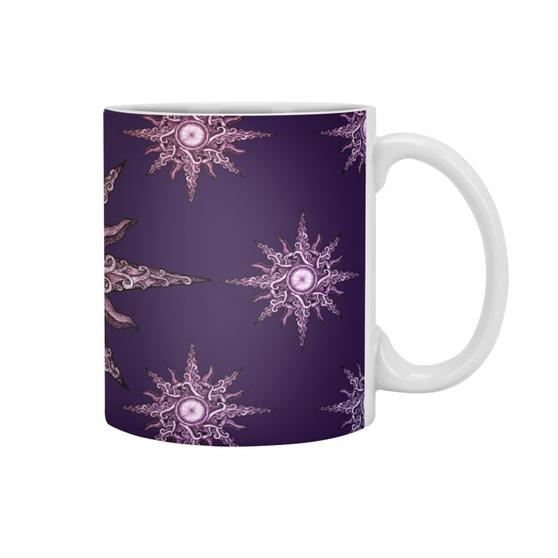 Psychedelic windrose Accessories Mug by Beatrizxe