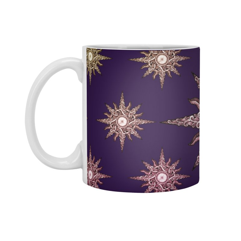 Psychedelic windrose Accessories Standard Mug by Beatrizxe