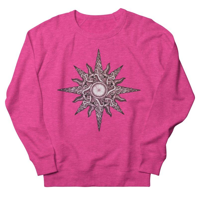 Psychedelic windrose Women's Sweatshirt by Beatrizxe