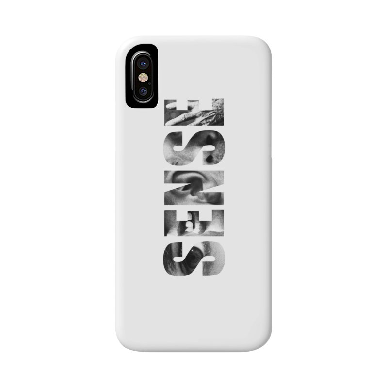 Sense (White background) Accessories Phone Case by Beatrizxe