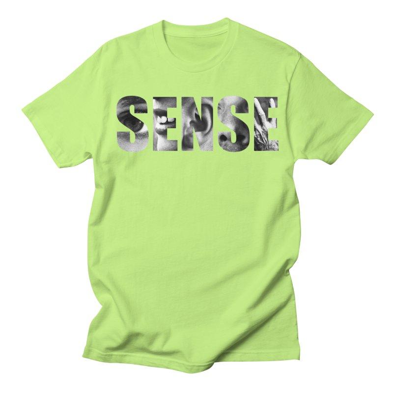 Sense (White background) Women's Unisex T-Shirt by Beatrizxe