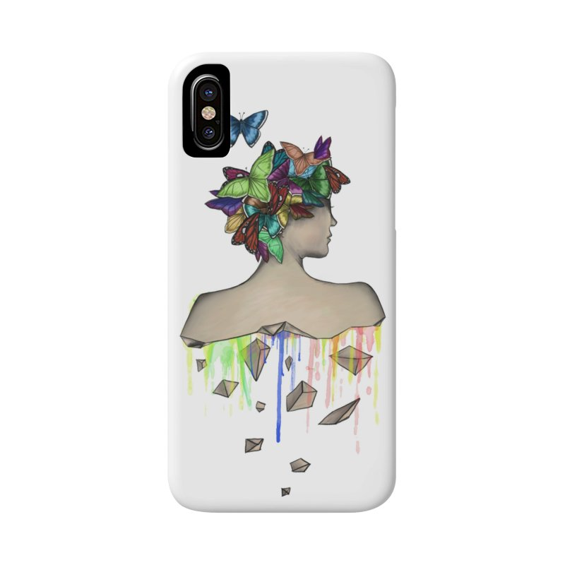 Metamorphosis Girl Accessories Phone Case by Beatrizxe