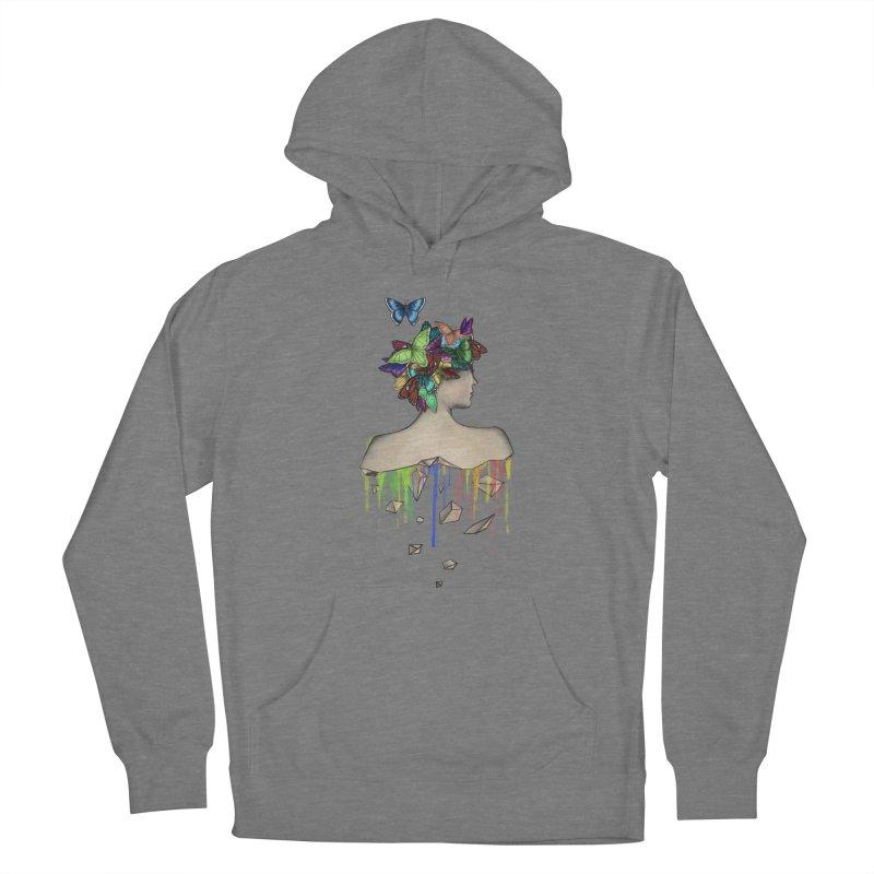 Metamorphosis Girl Women's Pullover Hoody by Beatrizxe