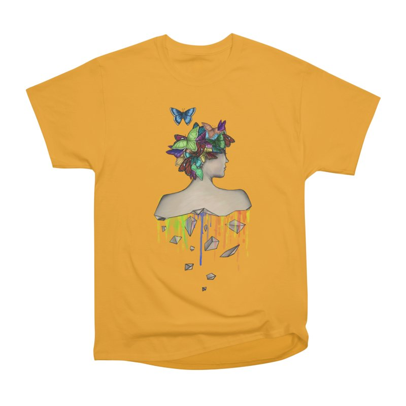 Metamorphosis Girl Women's Classic Unisex T-Shirt by Beatrizxe