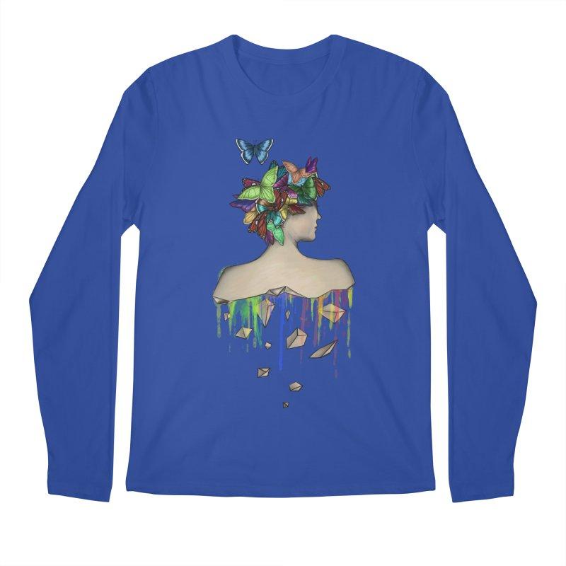 Metamorphosis Girl Men's Longsleeve T-Shirt by Beatrizxe