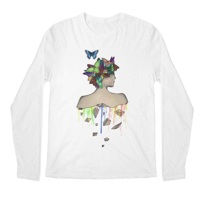 Metamorphosis Girl Men's Regular Longsleeve T-Shirt by Beatrizxe
