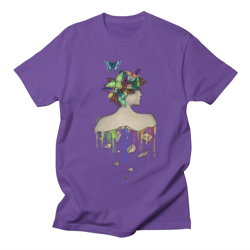 Metamorphosis Girl Women's Regular Unisex T-Shirt by Beatrizxe