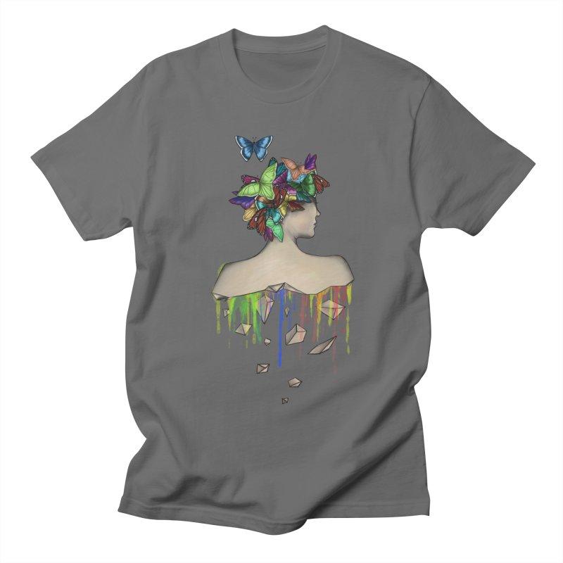 Metamorphosis Girl Men's T-Shirt by Beatrizxe