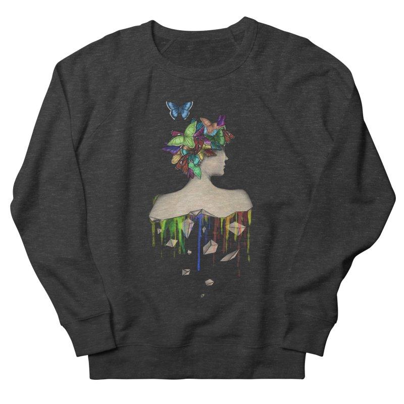 Metamorphosis Girl Women's Sweatshirt by Beatrizxe