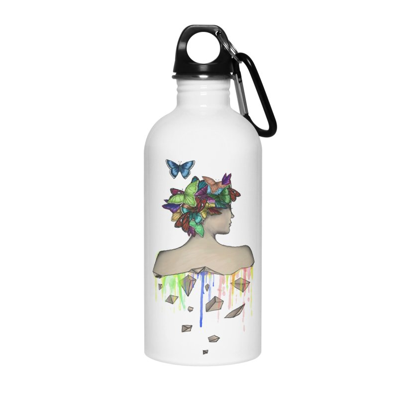 Metamorphosis Girl Accessories Water Bottle by Beatrizxe