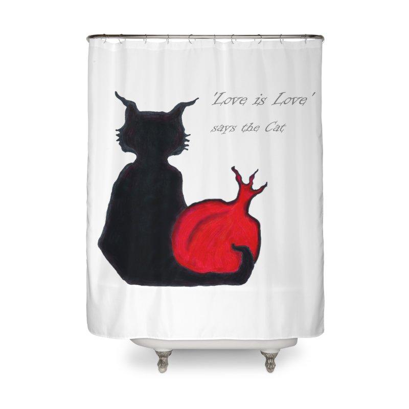 Love is Love by Bebe Doernerova's Artist Shop