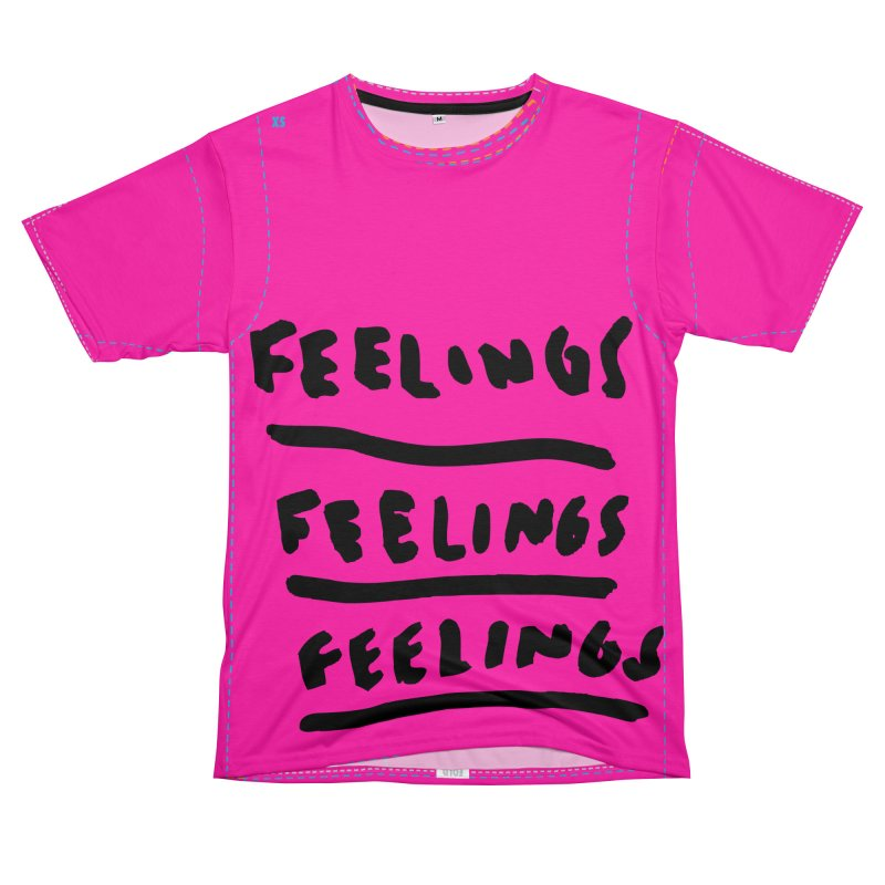 FEELINGS Men's Cut & Sew by Because, Honestly by Melody Hansen
