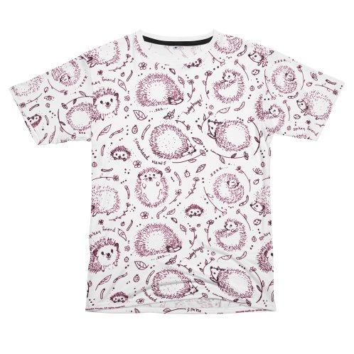 image for Hedgehog Print T-Shirt