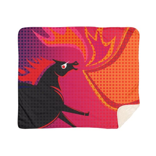 image for Fire Breathing Pony in Pink Fire