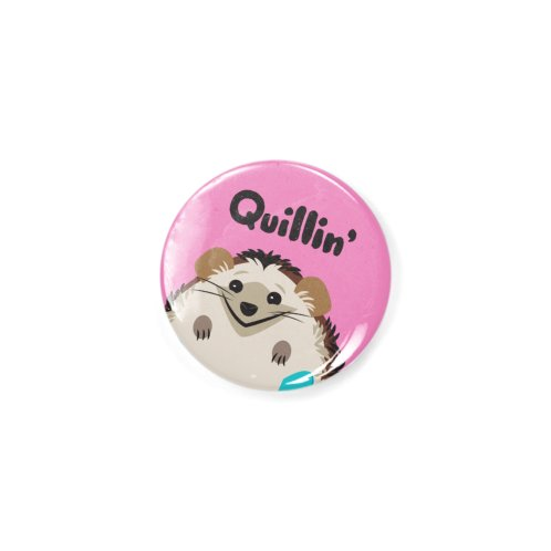 image for Quillin' Hedgehog in Pink