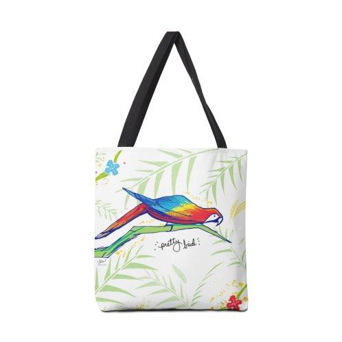 image for Pretty Bird Tote Bag