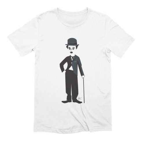 image for Charlie Chap T-Shirt