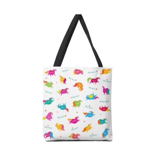 image for Pony Moods Tote Bag