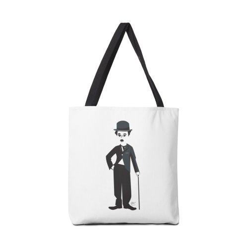 image for Charlie Chap Tote Bag