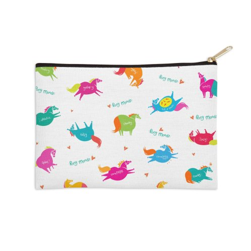 image for Pony Moods Zip Pouch