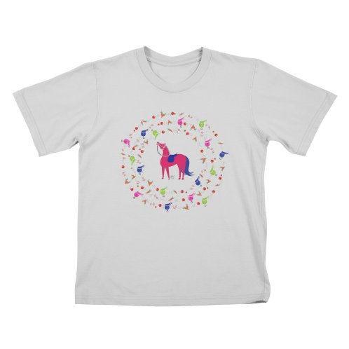 image for Laughing Horse in Purple