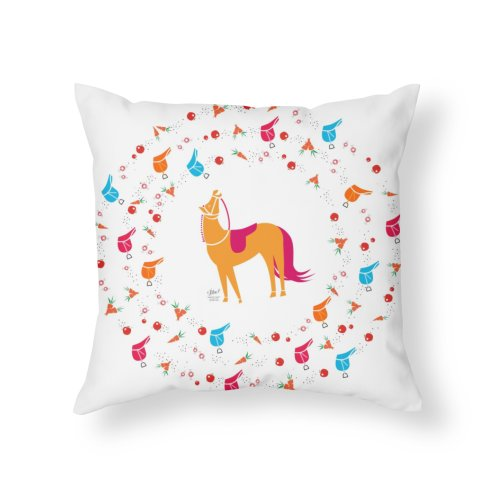 image for Laughing Horse in Orange