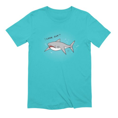 image for Look Out! Shark Design