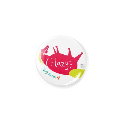 image for Pony Mood Button - Lazy