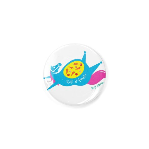 image for Pony Moods Button - Full of Treats