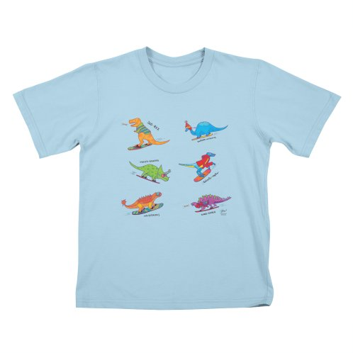 image for Dino Snowboarders Collection