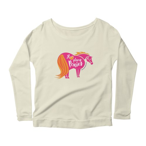 image for I Heart Plump Ponies