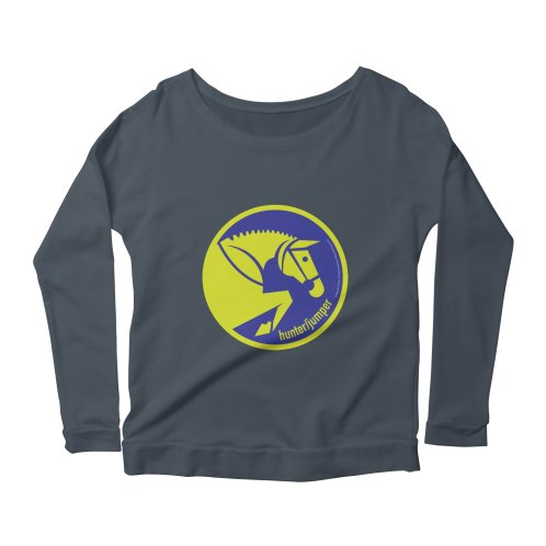 image for Hunter Jumper Horse in Green