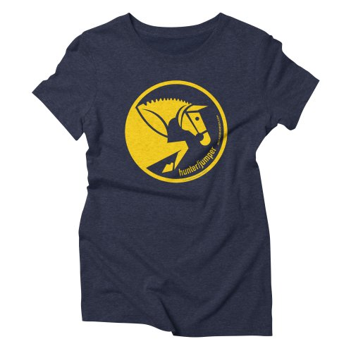 image for Hunter Jumper Yellow and Blue