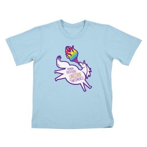 image for Rainbow Breathing Unicorn