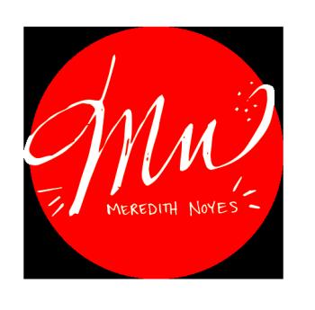 Designs by Meredith N. Logo
