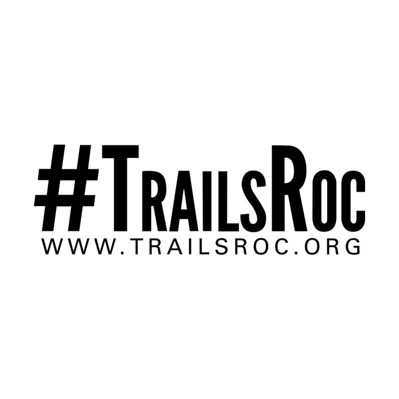 #TrailsRoc -- Original Men's T-Shirt by beckhornprints's Artist Shop