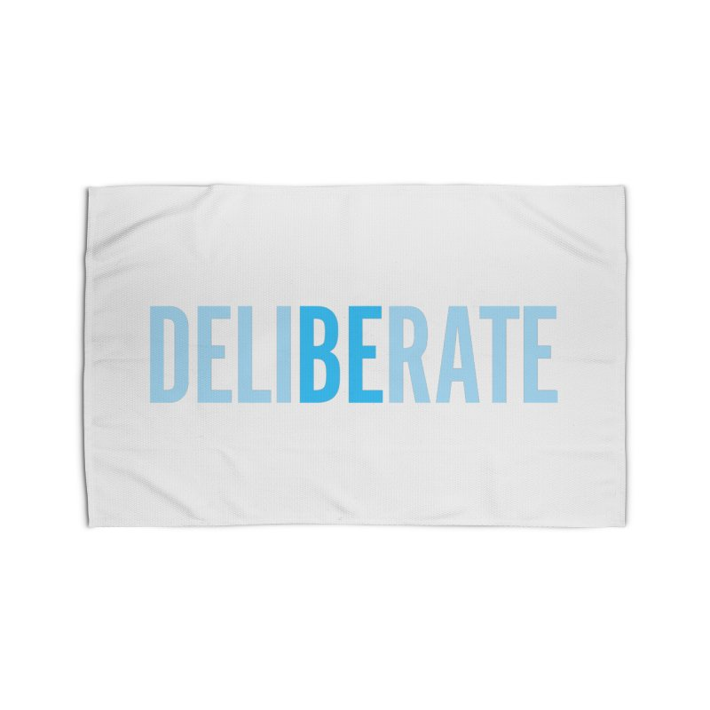 Be Deliberate Home Rug by bedeliberate's Artist Shop