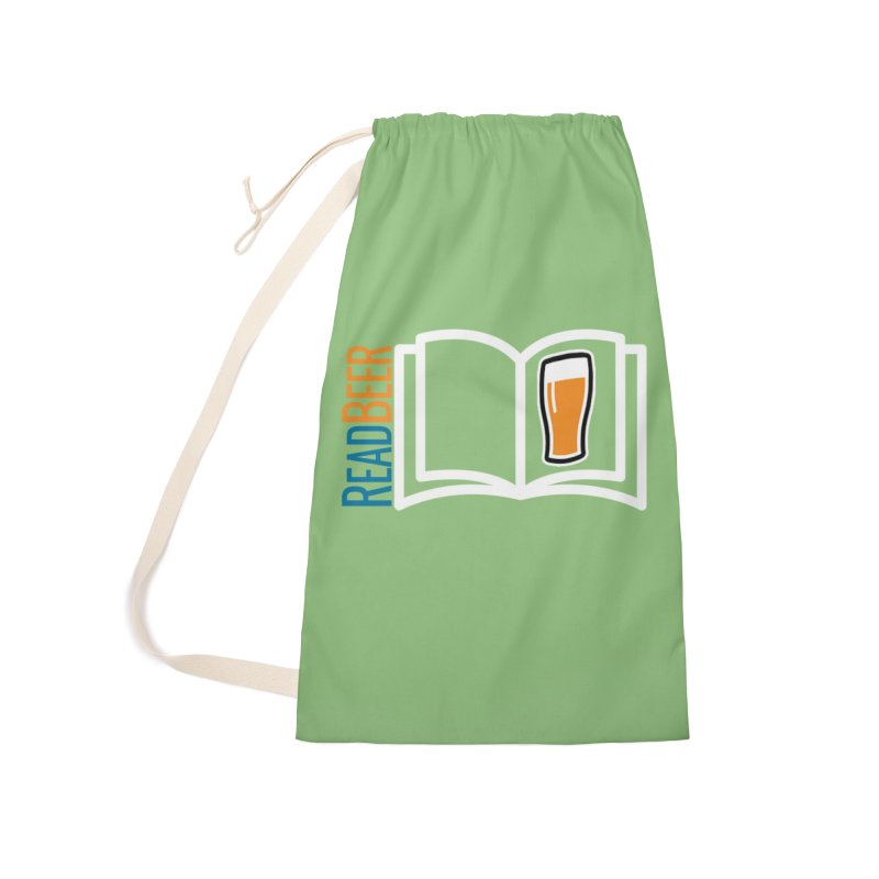 ReadBeer.com Accessories Laundry Bag Bag by The Beer Mapping Shop