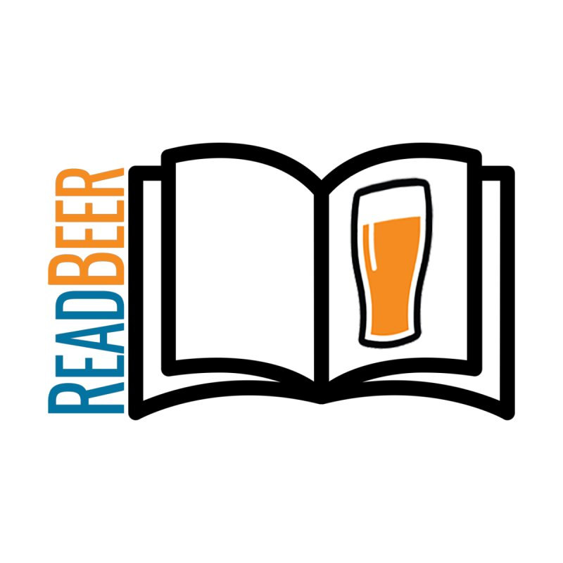 ReadBeer.com Men's T-Shirt by The Beer Mapping Shop